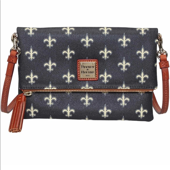 fc429a42 Dooney & Bourke Bags | Dooney Bourke New Orleans Saints Football ...